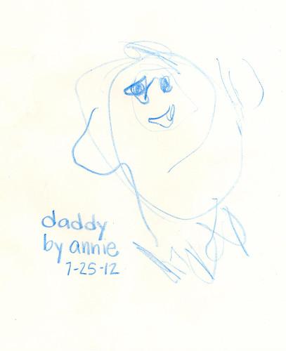 daddy, by annie