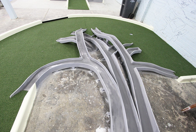 Subpar Miniature Golf