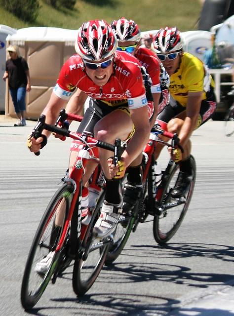 Kenda Race Face bicycle racing at 2012 Sea Otter Classic