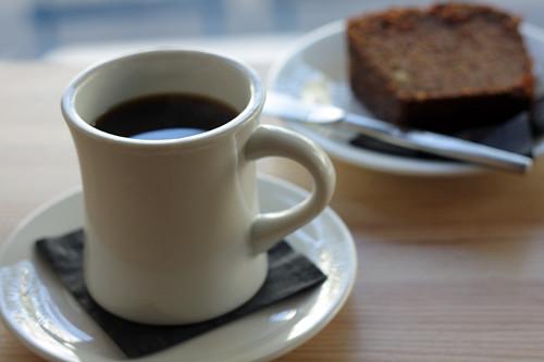 coffee at Kooka boora in Paris