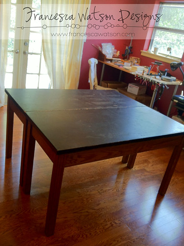 Laboratory Tables as Worktables