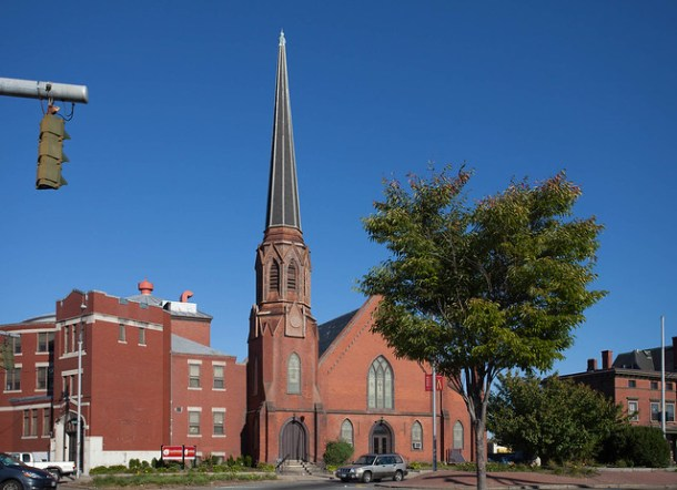 Trinity United Methodist Church, Providence, RI
