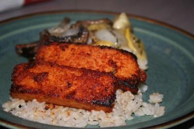 Sol Cuisine Tofu Ribs