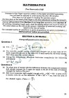 ICSE Class X Exam Question Papers 2012: Mathematics