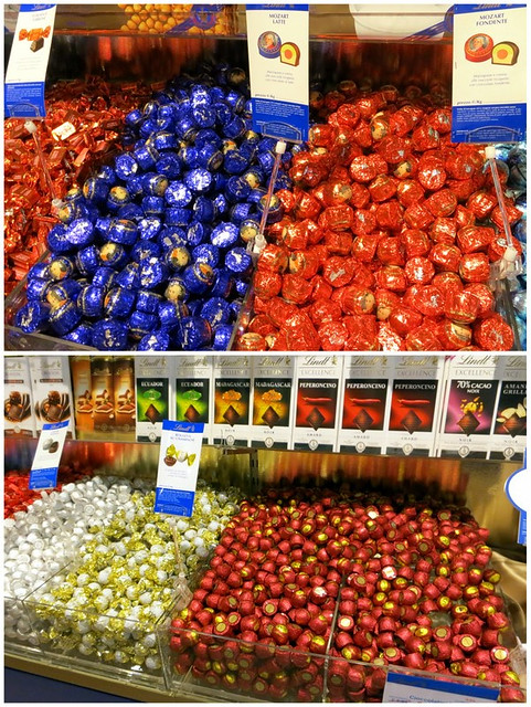 Lindt Outlet at The Mall, Florence-005