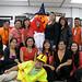 Honolulu CC costume contest participants