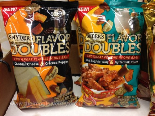 Snyder's of Hanover Flavor Doubles