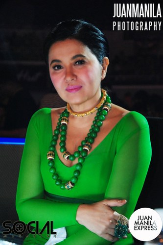 The forever lovely actress Lorna Tolentino.
