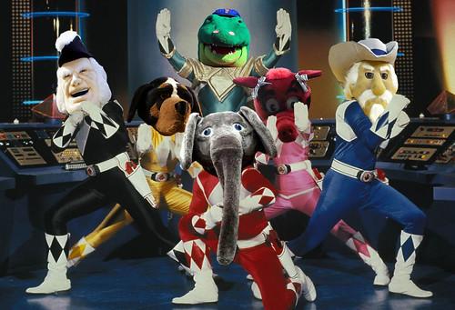 Power Rangers SEC