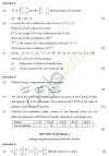 ICSE 2013 Class X Sample Question Papers - Mathematics
