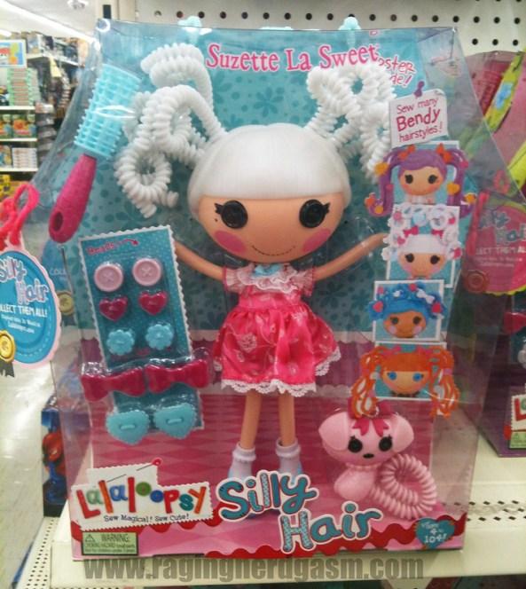Lalaloopsy Dolls Large Silly HairSuzzete La Sweet001