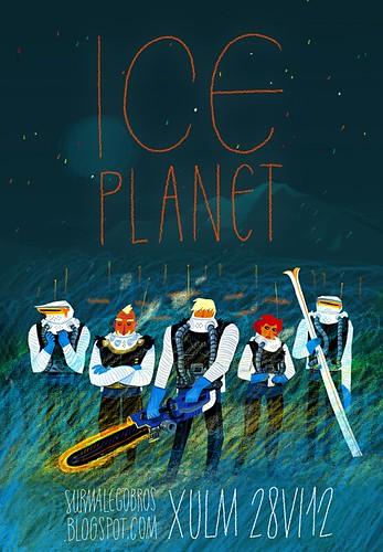 Sur m'ale Gobros (xulm) -- Ice Planet