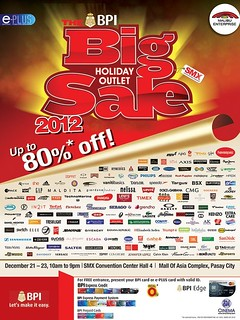 The Big Holiday Outlet Sale
