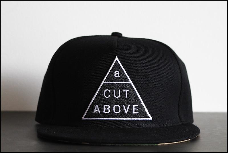 Tuukka13 - Headwear Update - A Cut Above Snapback, Minnie f. Ronya Hat and VIER Antwerp Hat - 1