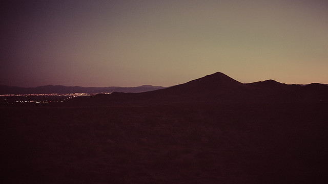 Twilight - Mojave, CA