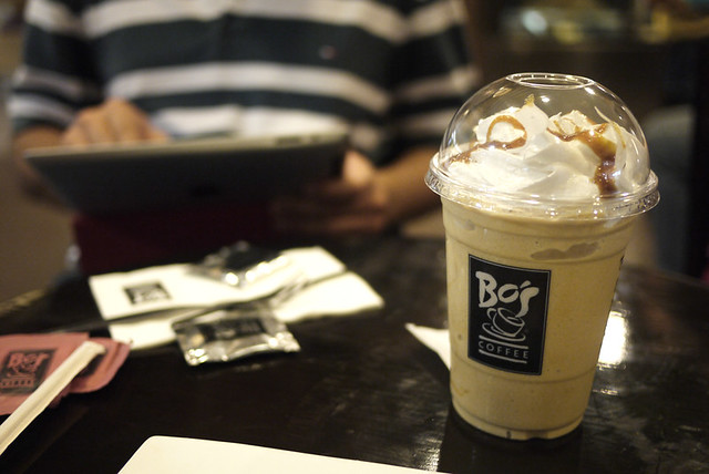 Mornings with Bo's Coffee