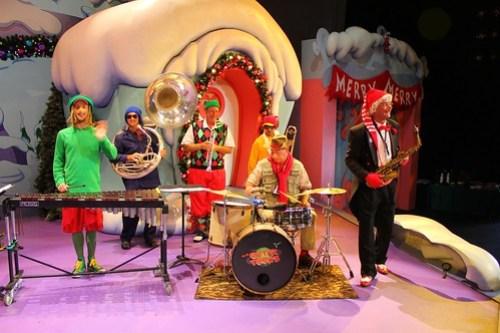 Grinchmas at Universal Orlando 2012