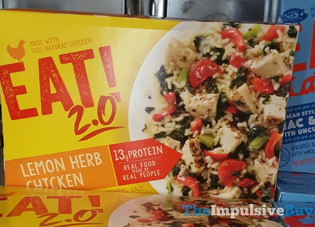 Eat! 2.0 Lemon Herb Chicken