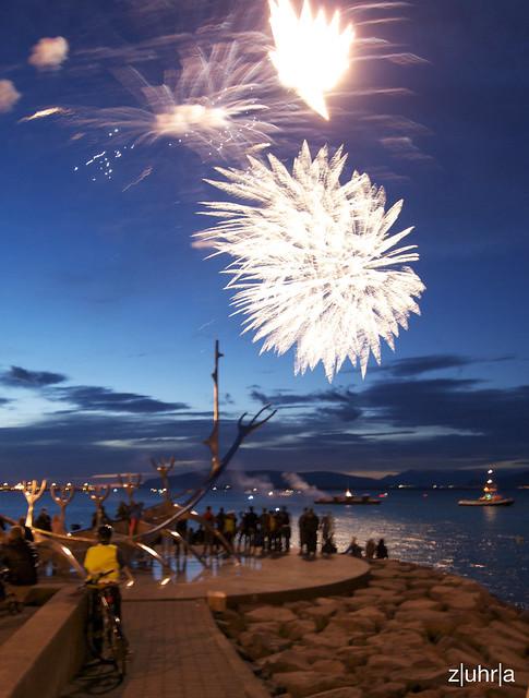 Reykjavik Culture Night 2012
