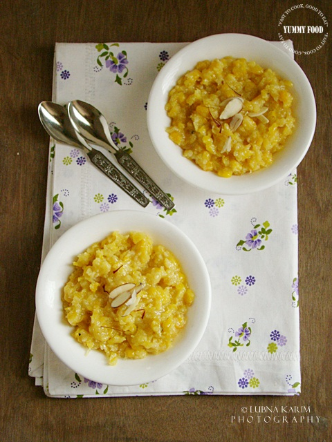 Micowave Makai Jajaria/Corn Halwa/Corn Pudding