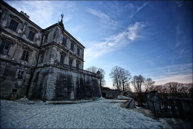 Pidhirtsi Castle