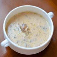 Mom's Mushroom Soup