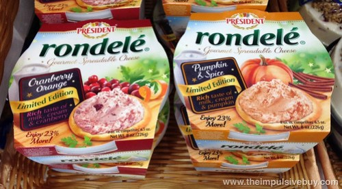 Rondele Limited Edition Gourmet Spreadable Cheese