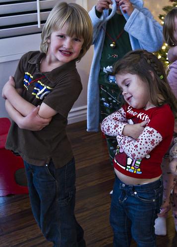 Georgie and Annie