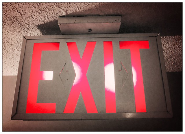 (349/366) Exit Strategies