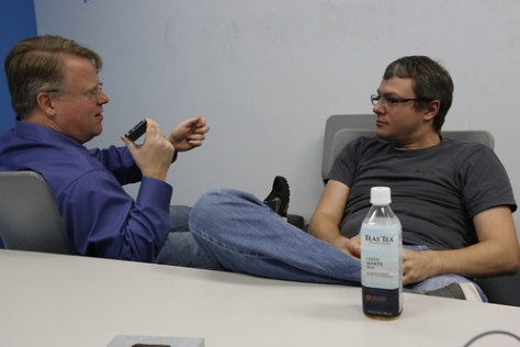 I interview Facebook's Mike Shaver