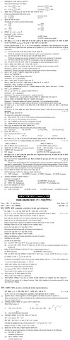 Bihar Board Class XII Science Model Question Papers   Chemistry