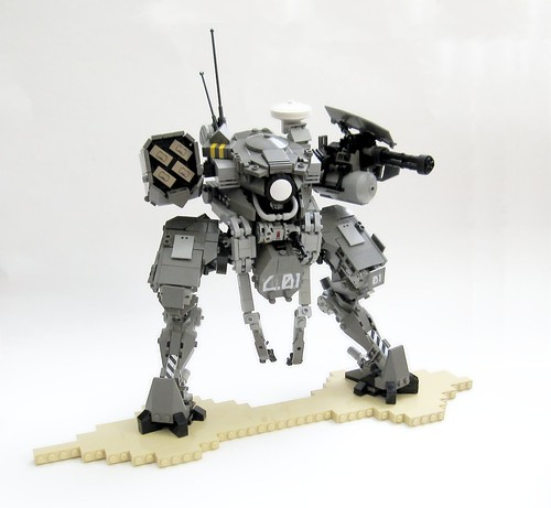 NATO 'Gorgon' Mobile Frame