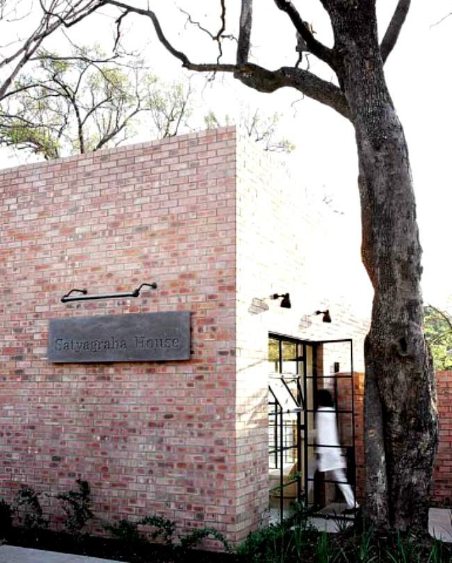 satyagraha house facade