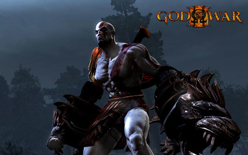 God of War III: Accion y Aventura en Tercera Persona
