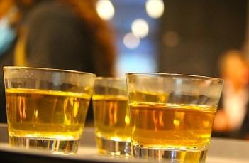 Ghorka Black Tea Sample |  O5 Rare Tea Bar | Tea & Mezcal Tasting