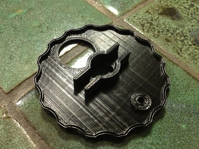 3D Printed PanaVise Speed Handle
