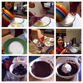 Centerparcs chocolate challenge.