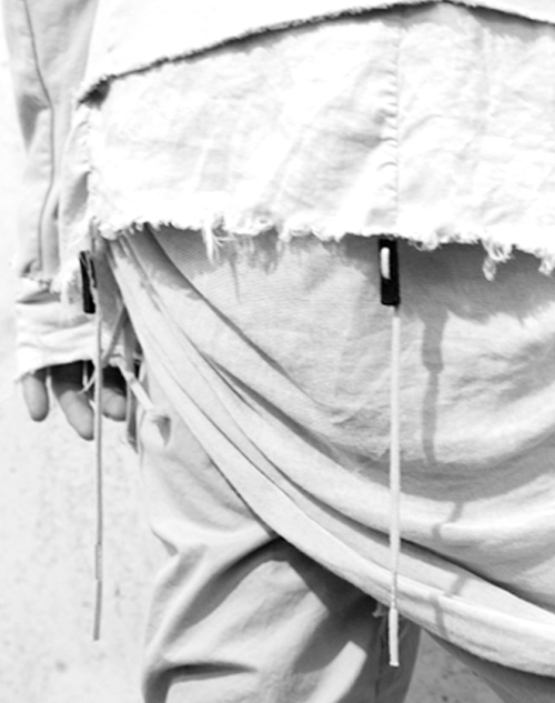 TUUKKA13 - INSPIRATION MOOD BOARD: ALL WHITE EVERYTHING - Boris Bidjan Saberi