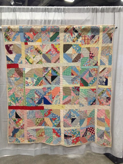 Vintage Quilts from the collection of Roderick Kiracofe.