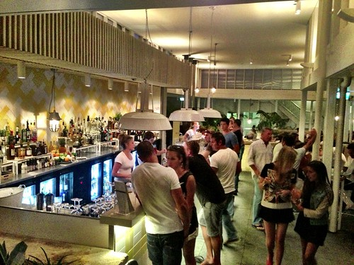 The Verandah Bar at The Cottesloe Beach Hotel