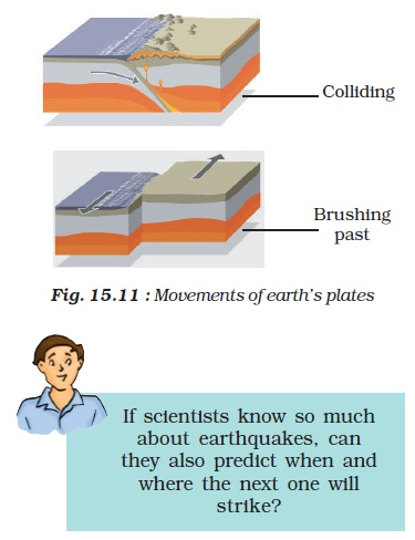 NCERT Class VIII Science Chapter 15 Some Natural Phenomena Image by AglaSem