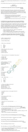 CBSE Board Exam 2013 Sample Papers (SA1) Class X - English Lang. & Lit.
