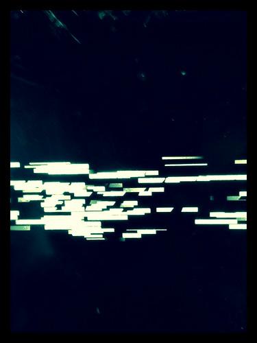 galaxy glitch