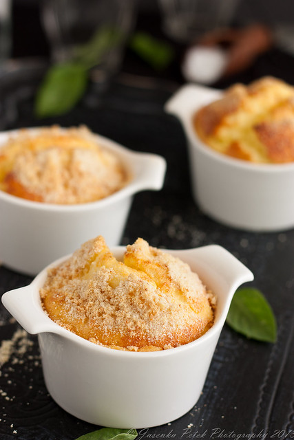 Cheese souffle