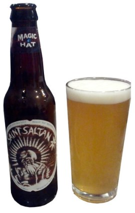 Magic Hat Saint Saltan