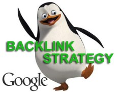 backlink strategy at google pinguin
