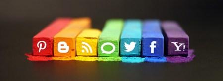 how many users 2014 social media