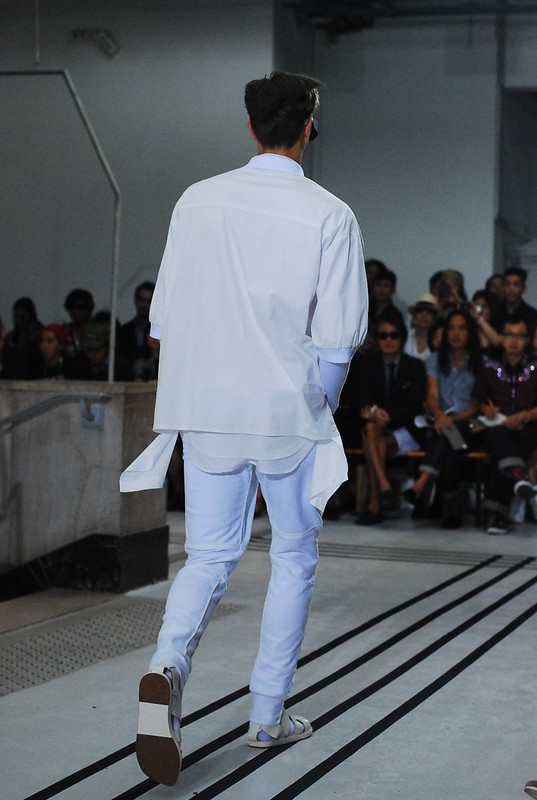 TUUKKA13 - INSPIRATION MOOD BOARD: ALL WHITE EVERYTHING - 3.1 Phillip Lim Spring 2013 Menswear (x)