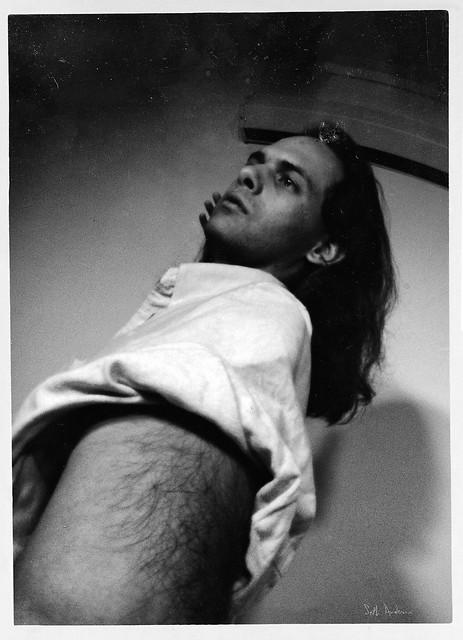 Pinhole Self Portrait Circa 1994