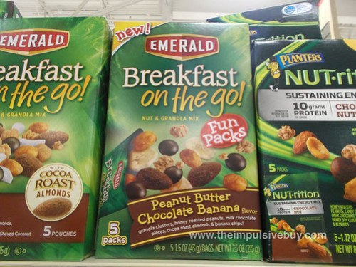 Emerald Breakfast on the go Fun Packs